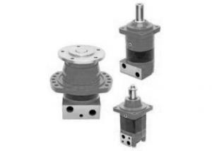 Heavy duty orbit hydraulic motors - disc brake valve distributor