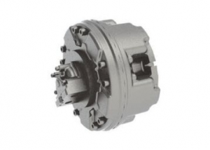 High torque fixed displacement radial piston motor GM series