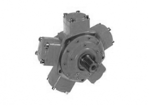 High torque low speed fixed displacement radial piston motor IAM series