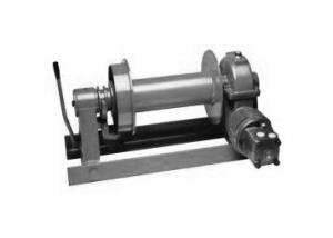 Hydraulic Pulling winches