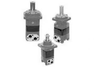 Orbit hydraulic motors - disc valve distributor