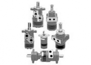 Orbit hydraulic motors - spool valve distributor