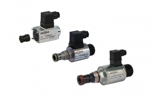 Proportional throttle valve
