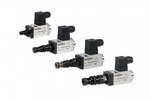 Proportional pressure control valves