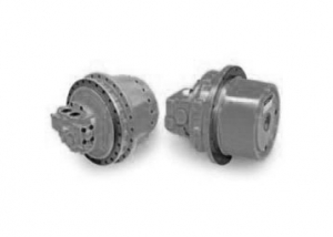 Travel drive planetary gearboxes for excavators and mini-excavators 700CK series
