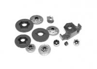 Pump adaptors gearboxes